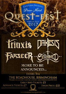 New Questfest Poster - Time